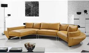Curved Leather Sofas Curved Leather Sofa Contemporary U2014 Demotivators Kitchen