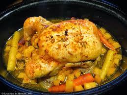 cuisiner poulet entier la cuisine de messidor poulet entier aux épices et aux légumes