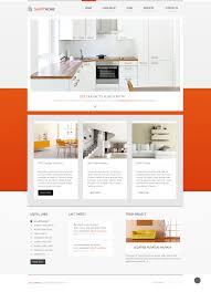 website template 42803 smart home interior custom website website design template 42803 interior design solutions furniture profile company designers work team portfolio creative