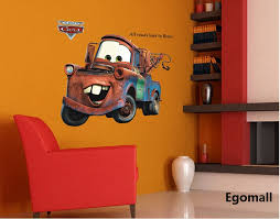 Kids Room Decoration Find More Wall Stickers Information About Removable Cartoon Car