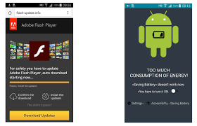 android adobe flash player this android trojan pretends to be flash security update but
