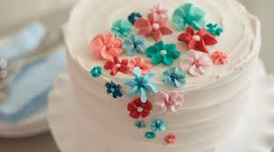 flower cake the wilton method of cake decorating by wilton instructors
