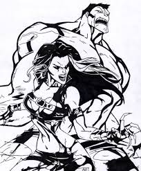 hulk and she hulk by batgirl39 on deviantart