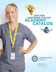 2015 2016 carrington college academic catalog