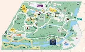 map bronx zoo
