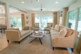 living room ceiling fan furniture neutral living room ideas with carved area rug also