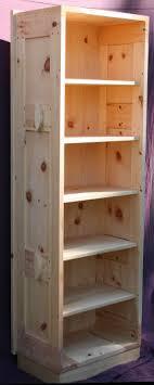 coffin bookshelf vermont coffins pine sustainable handcrafted caskets