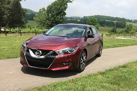 convertible nissan maxima the 2016 nissan maxima isn u0027t a sports sedan but it u0027s engaging