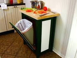 meuble cuisine diy meuble cache poubelle cuisine solution de poubelle de cuisine en diy