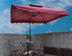 Best Cantilever Patio Umbrella Best Cantilever Umbrellas In 2018 A Complete Guide