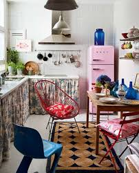Retro Dining Room Retro Dining Table Design For More Courage Enjoying The Meal