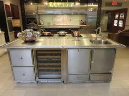 la cornue grand palais central island luxury kitchen kitchen trader