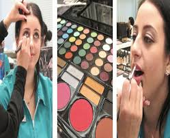learn makeup artistry 19 best professional makeup courses in delhi images on