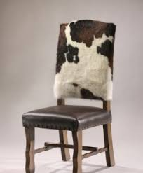 Cowhide Chairs And Ottomans Cowhide Furniture And Accessories