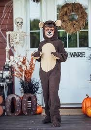 Halloween Costumes Teddy Bear Child Bear Costume
