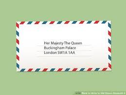 3 ways to write to hm queen elizabeth ii wikihow