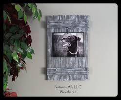 rustic picture frame 8x10 home decor ideas country picture frame