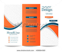 Tri Fold Program Tri Fold Brochure Stock Images Royalty Free Images U0026 Vectors