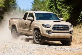 Tacoma Redesign Used 2017 Toyota Tacoma For Sale Pricing U0026 Features Edmunds