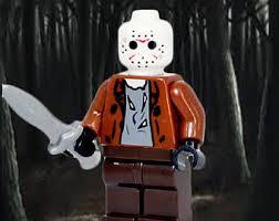 Halloween Costumes Jason Voorhees Friday 13th Etsy
