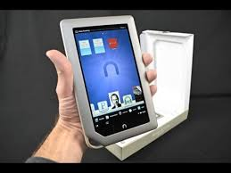 Nook Tablet Barnes And Noble Barnes U0026 Noble Nook Tablet Unboxing And Review Youtube