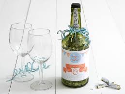 hochzeitsgeschenke ideen geld selber machen geldgeschenke selber machen glasflasche voll mit geld schöne