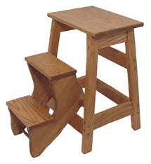wooden folding step stool free shipping