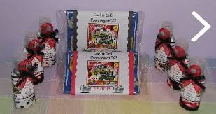 50th birthday favors custom towel cakes gift baskets casino themed birthday favors