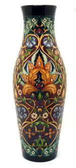buy moorcroft pottery tree of 120 16 vase claris s