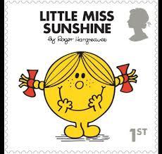 sunshine book characters