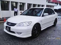 honda civic 1 7 vtec for sale honda civic 2004 vtec 1 7 in selangor automatic sedan white for rm