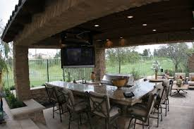 Outdoor Entertainment - 3 outdoor entertainment systems for the ultimate high tech bbq