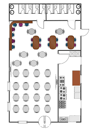 Sample Floor Plan For House Restaurant Floor Plans Samples Restaurant Design