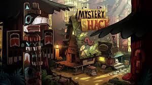 mystery shack gravity falls wiki fandom powered by wikia