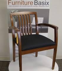 Fabric Guest Chairs Furniture Basix Office Furniture Dealer In