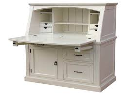 placing a secretary desk in a small room interior home