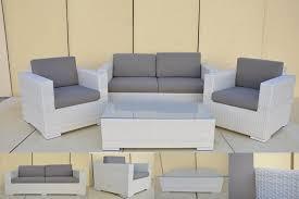 arredo giardino on line recensioni b9509b salotto per giardino bianco rattan sintetico