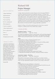 management resume templates resume templates for project managers globish me