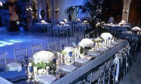 blue and silver wedding decorations blue and silver wedding