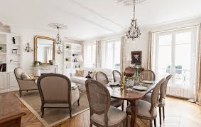 Sarah Richardson Dining Rooms Twin Paris Apartments Get Incredible Unique Designs Paris Perfect