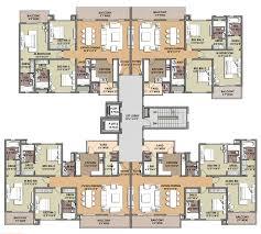 Apartment Building Plans Apartment 4 Unit Apartment Plans