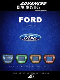 manual ford qr code vehicles
