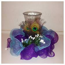 peacock centerpieces marvellous peacock wedding table decorations 97 about remodel