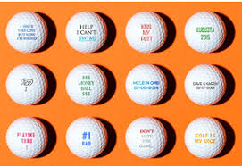celebrate s day with personalized golf balls chemawa golf