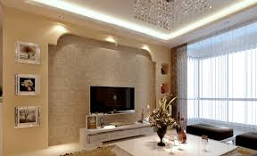 amazing wall designs for living room with modern living