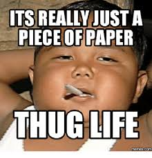 Thug Life Memes - 25 best memes about thug life creator thug life creator memes