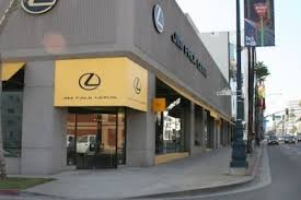 lexus beverly service jim falk lexus of beverly in beverly including address