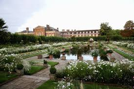 what is kensington palace the hidden symbolism in princess diana u0027s white garden at