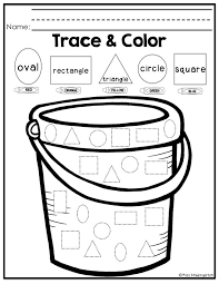shape worksheets crafts and worksheets for preschool toddler and