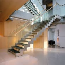 Modern Glass Stairs Design Best 25 Contemporary Stairs Ideas On Pinterest Floating Stairs